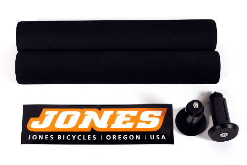 Puños Jones H-Grips 205mm 50 Durometer